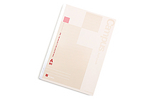 Kokuyo Campus High Grade MIO Paper Notebook - A5 - Red Accents - KOKUYO NO-GG108A