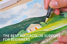 Guide to Watercolor Supplies