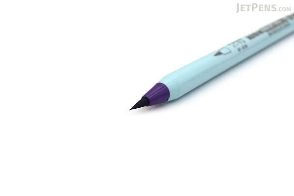 Deleter Neopiko 4 Watercolor Brush Pen - Purple (W-008) - DELETER 311-4008