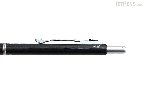 Pilot 2+1 Slim 2 Color 0.7 mm Ballpoint Multi Pen + 0.5 mm Pencil - Black Body - PILOT BKH-2SR-B