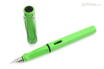 Lamy Safari Fountain Pen - Green - Extra Fine Nib - LAMY L13GNEF