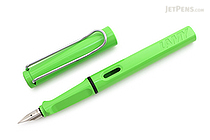 Lamy Safari Fountain Pen - Green - Fine Nib - LAMY L13GNF