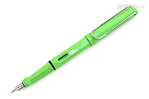 Lamy Safari Fountain Pen - Green - Medium Nib - LAMY L13GNM