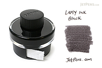 Lamy Black Ink - 50 ml Bottle - LAMY LT52BK