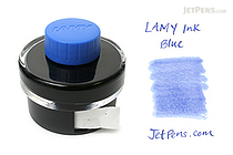 Lamy Blue Ink - 50 ml Bottle - LAMY LT52BL