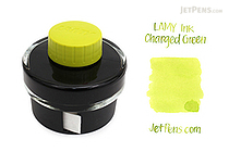 Lamy Charged Green Ink - 50 ml Bottle - LAMY LT52CN