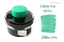 Lamy Green Ink - 50 ml Bottle - LAMY LT52GR