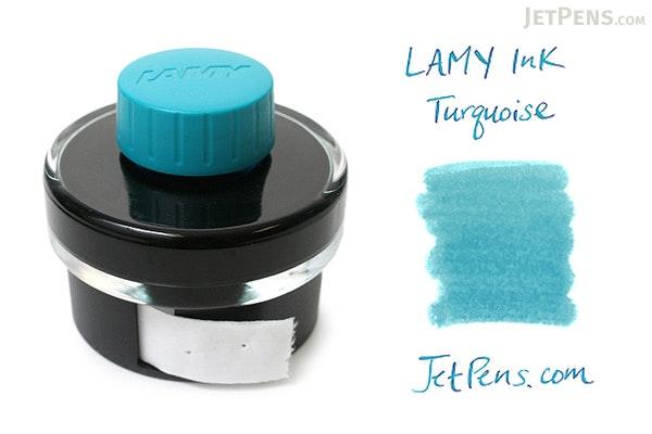 Lamy Turquoise Ink - 50 ml Bottle - LAMY LT52TURQ