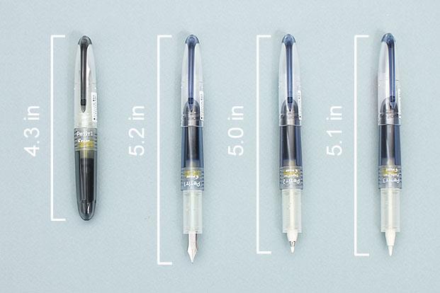 Pilot Petit Pens Size