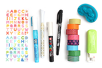 JetPens Scrapbook Supplies Set - JETPENS JETPACK-022