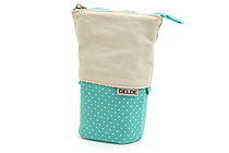 Sun-Star Delde Slide Pen Pouch - Girly Light Green - SUN-STAR S1409611