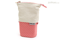 Sun-Star Delde Slide Pen Pouch - Girly Light Pink - SUN-STAR S1409620
