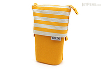 Sun-Star Delde Slide Pen Pouch - Pop Yellow - SUN-STAR S1409662