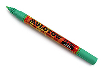 Molotow ONE4ALL Acrylic Paint Marker - 127HS - 1.5 mm - Kacao77 Universes Green (222) - MOLOTOW 127.434
