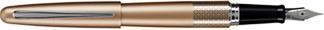 Gold Zigzag Pilot Metropolitan Fountain Pen