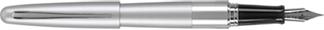 Silver Pilot Metropolitan Fountain Pen