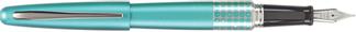 Turquoise Dots Pilot Metropolitan Fountain Pen