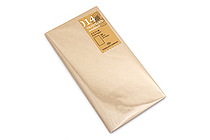 Traveler's Notebook Refill - Regular Size - Kraft Paper - TRAVELER'S 14365006