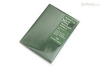 Traveler's Notebook Refill 002 - Passport Size - Grid - TRAVELER'S 14369006