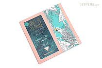 Clairefontaine Coloring Book - Birds - 20 x 20 cm - CLAIREFONTAINE 97504C