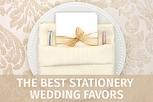 Thoughtful Wedding Favors that Won't Break the Bank