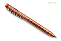 Karas Kustoms Bolt Pilot G2 Pen - Copper - 0.5 mm - Black Ink - KARAS KK-5047-COPPER