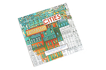 Fantastic Cities: A Coloring Book of Amazing Places Real and Imagined - Steve McDonald - CHRONICLE BOOKS 9781452149578
