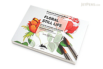 Pepin Postcard Coloring Book - Floral Still Life - PEPIN 96044