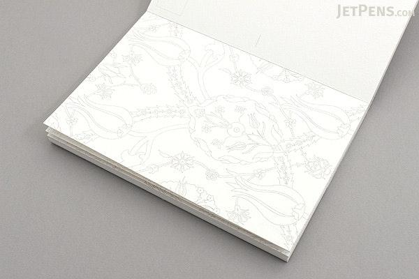 Pepin Postcard Coloring Book - Turkish Designs - PEPIN 96105