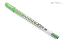 Sakura Gelly Roll Metallic Gel Pen - 1.0 mm - Green - SAKURA 38921