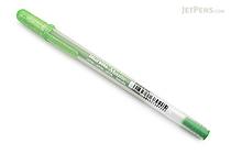 Sakura Gelly Roll Metallic Gel Pen - 1.0 mm - Green - SAKURA 38921