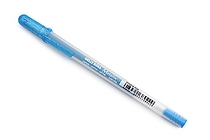 Sakura Gelly Roll Metallic Gel Pen - 1.0 mm - Blue - SAKURA 38922