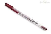 Sakura Gelly Roll Metallic Gel Pen - 1.0 mm - Burgundy - SAKURA 38924