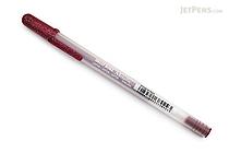 Sakura Gelly Roll Metallic Gel Pen - 1.0 mm - Burgundy - SAKURA 38924