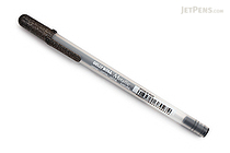 Sakura Gelly Roll Metallic Gel Pen - 1.0 mm - Black - SAKURA 38927