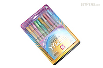 Sakura Gelly Roll Metallic Gel Pen - 1.0 mm - 10 Pen Set - SAKURA 57370