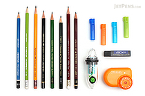 JetPens Pencil Starter Kit - JETPENS JETPACK-031