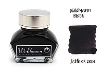 Waldmann Black Ink - 30 ml Bottle - WALDMANN 0124