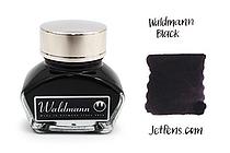 Waldmann Black Ink - 30 ml Bottle - WALDMANN 0124