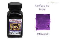Noodler's Purple Ink - 3 oz Bottle - NOODLERS 19008