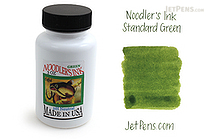 Noodler's Standard Green Ink - 3 oz Bottle - NOODLERS 19015