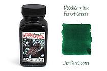 Noodler's Forest Green Ink - 3 oz Bottle - NOODLERS 19016