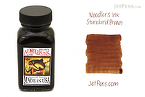 Noodler's Standard Brown Ink - 3 oz Bottle - NOODLERS 19017
