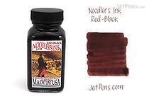 Noodler's Red Black Ink - 3 oz Bottle - NOODLERS 19019