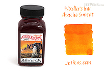 Noodler's Apache Sunset Ink - 3 oz Bottle - NOODLERS 19022