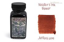 Noodler's Beaver Ink - 3 oz Bottle - NOODLERS 19024