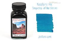 Noodler's Navajo Turquoise Ink - 3 oz Bottle - NOODLERS 19029