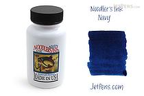 Noodler's Navy Ink - 3 oz Bottle - NOODLERS 19038