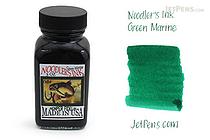 Noodler's Green Marine Ink - 3 oz Bottle - NOODLERS 19039