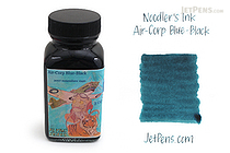 Noodler's Air Corp Blue Black Ink - 3 oz Bottle - NOODLERS 19040